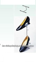 China Manufacture Slap-up Retail Shoe Rack Display For Shoe Shop