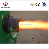 2015 Hot Sale 900000Kcal/h CE certificated wood chips burner for rotary dryer
