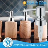 High quality customized high viscosity 24/410 28/410 Plastic Hand Soap foam lotion dispenser pump