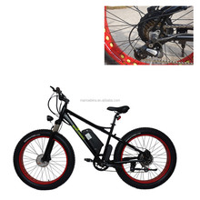 Chinese Maker Sport Ebikes 48V 500W 8Fun Hub Motor Fat electric bike