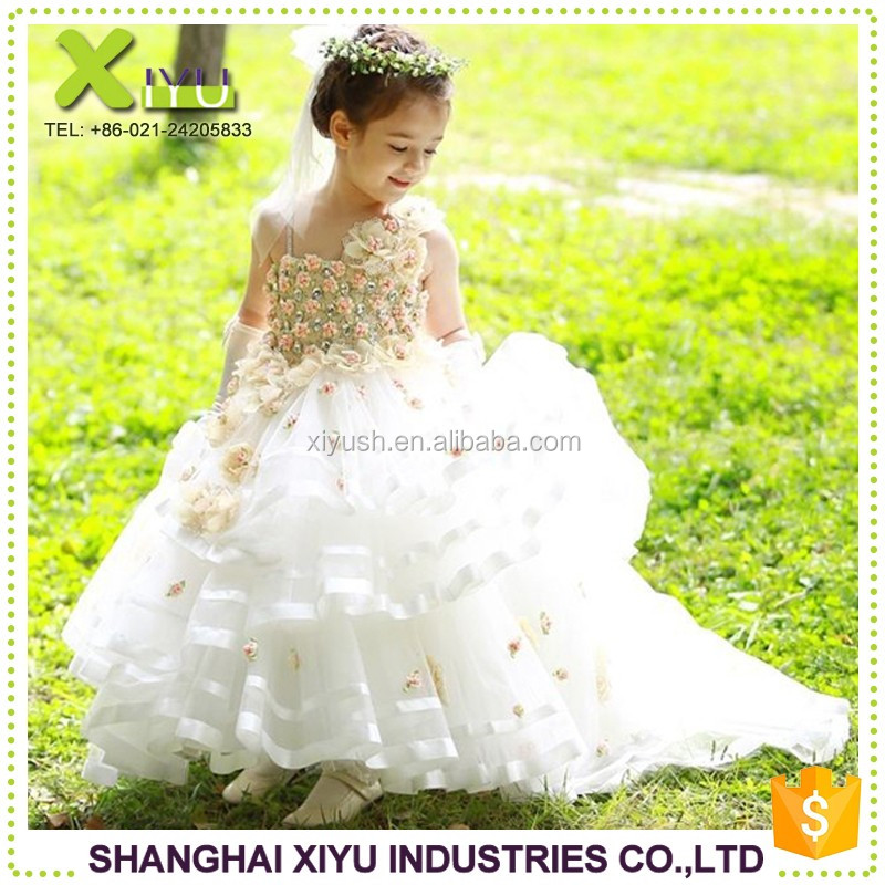 stocked fashionable beautiful 2 year old girl dress