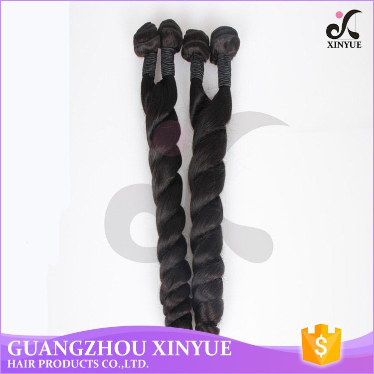 24 inch human hair weave extension mongolian hair body wave long hair