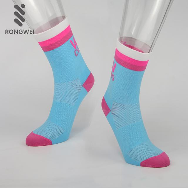 High quality cycling socks wholesale hot sale fashion custom crew sport socks