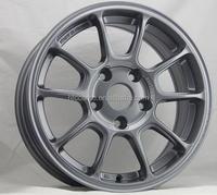 Racing car aluminum wheels/Alloy rims/Replica wheels