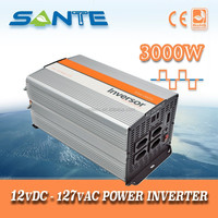 Factory Price 3000W dc 12v with cooling fan for outdoor camping inverter