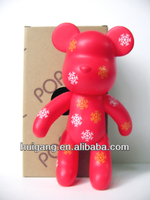 christmas interior decorations christians items promotion gifts 10 inch toy bear