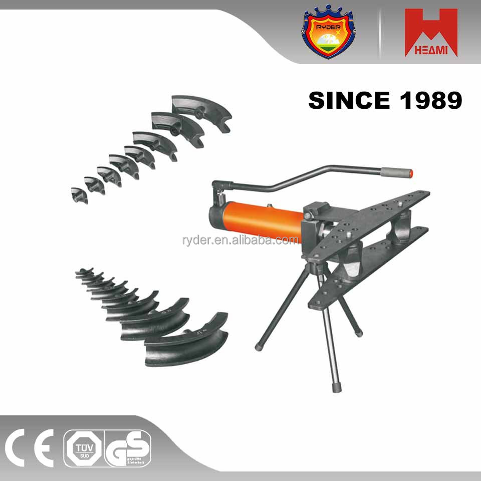 10 Ton Air / Hydraulic Pipe Bender Bending Machine 8 PCS Deep Dies, Quality Unit