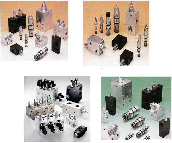 SUN HYDRAULIC Cartrideg and Counter Balance Valve