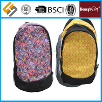 polyester slazenger cum backpack hot water bag