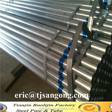Just export market !!astm a36 pre-galvanized steel pipe