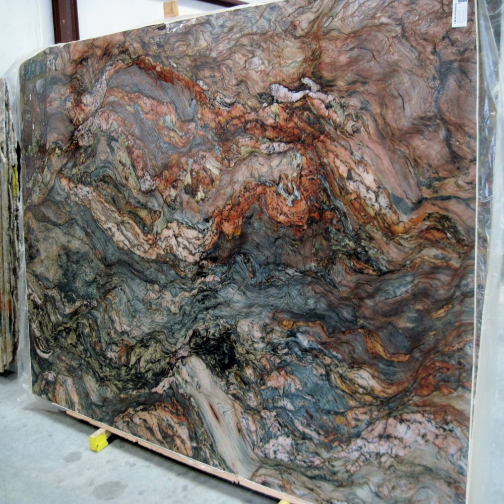 High Quality Natural Yellow Granite Slab Wholesale Price