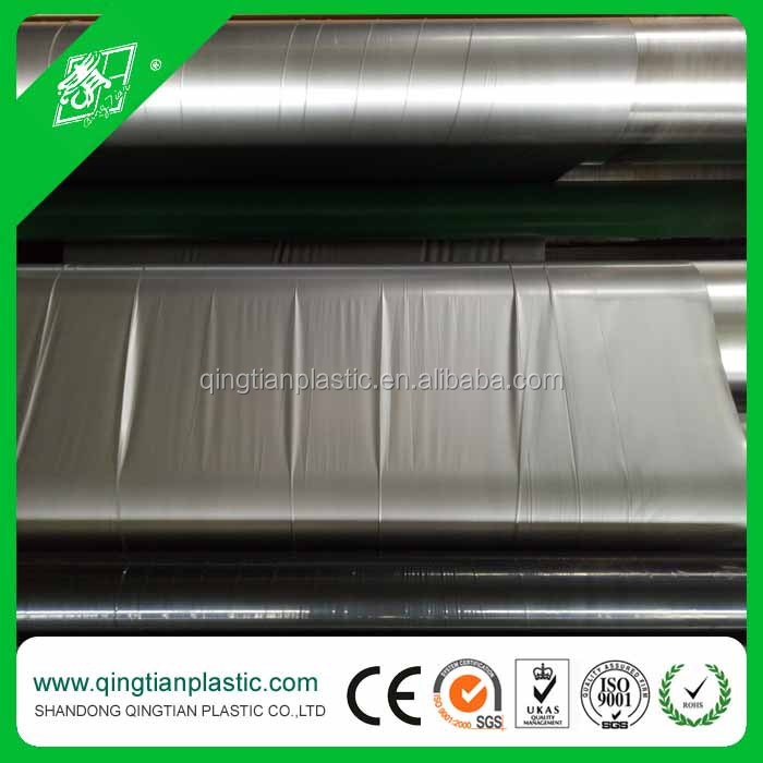 Plastic Mulch film for Vegetable Production