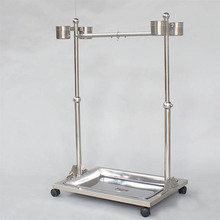 stainless steel large parrot stand cage for sale C10