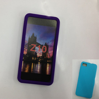 soft case for blackberry z10 silicon products you can import from china