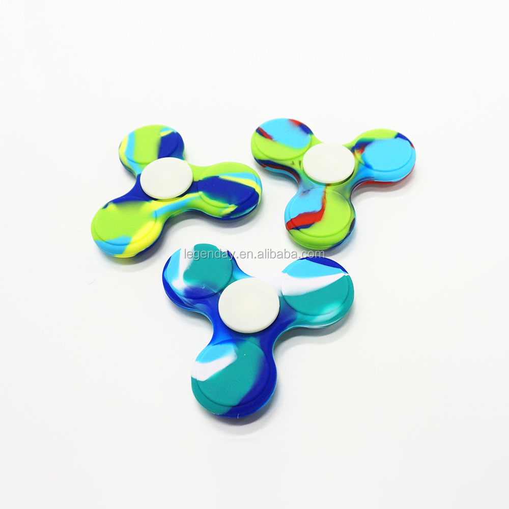 New Design Finger Spin Tip Bearing Spinner Toy