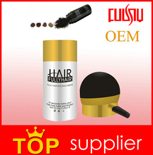 EU hair enhance fiber for hair care products hair loss treatment salon use