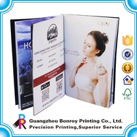glossy cheap luxury top quality hindi sex a3 fashion magazine printing company