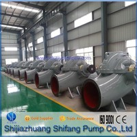 Factory direct supply split case stainless steel centrifugal pump