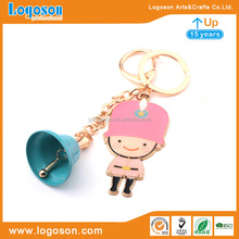 Factory Wholesale Pricing Wedding Souvenirs Guests Bell Keychains & Decoration Bells