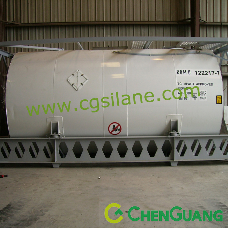 Silane coupling agent CG-101 , (Trichlorosilane,CAS#10025-78-2), mainly used in white carbon black and adhesive prompter
