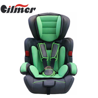 comfortable protective ECER44/04 9-36KG 9months-12 years old group 1+2+3 child car seat