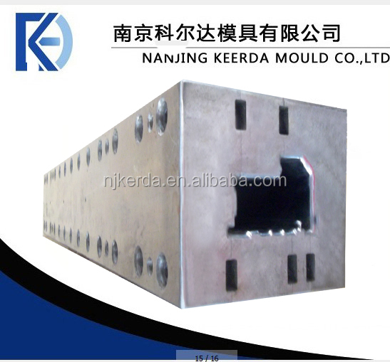 china windows frp pultrusion die fiberglass door window pultrusion mould carbon fiber mould