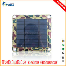3W Flexible Solar Panel for travelling camping hiking use