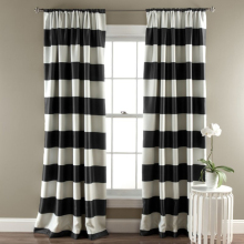 Linen curtain wholesale drapery pattern