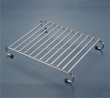 Metal Kitchen Wire Iron Cushion Rack/Table Pan Rack/Cute Pot Holder ( 900.150.000 )
