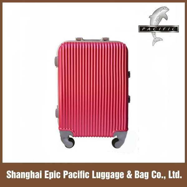 ABS Travel luggage factory OEM with low price simple travel