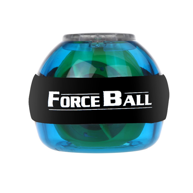 Gyroscope PowerBall Gyro Power Ball Wrist Arm Exercise Strengthener LED Force Ball with Speed Meter Counter 12000 RPMS 5Colors