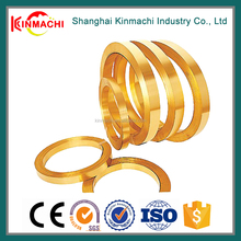 rolled copper H60 Decorative Brass Strips C2801 brass mechanical properties