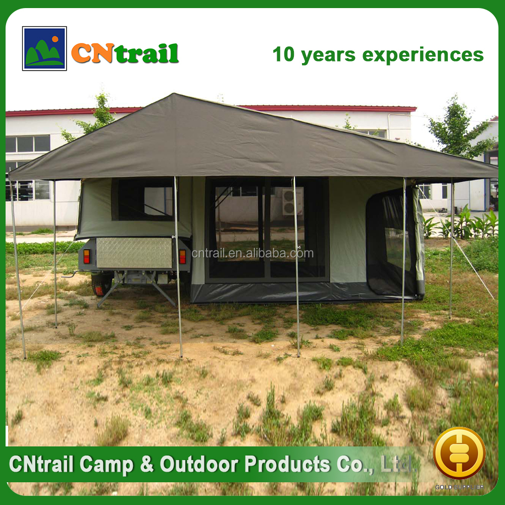 New design fashion off road camper trailer tent