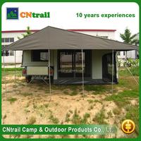New design fashion off road camper trailer tent
