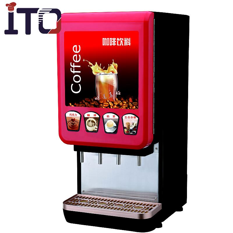 C404 Instant Nescafe Coffee Machine Tea Product On Alibaba