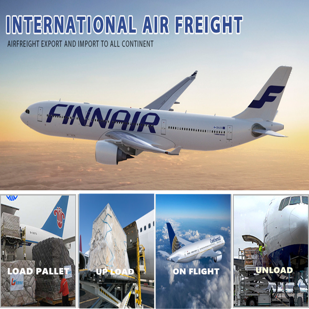 The Best and Cheapest air freight shipping to lansing
