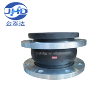 Factory supply Good price pipe rubber ring flexible rubber joint dn100 expansion joint