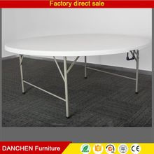 Wholesale 72 Inch 183Cm Round Banquet Folding Tables