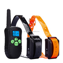 wholesale hunting selfsleep and memory dog collar Pet Pron Dog Training Products M-998DG