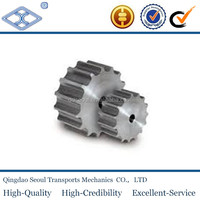 SUS1.5-15 M1.5 material JIS standard size small stainless steel spur gear