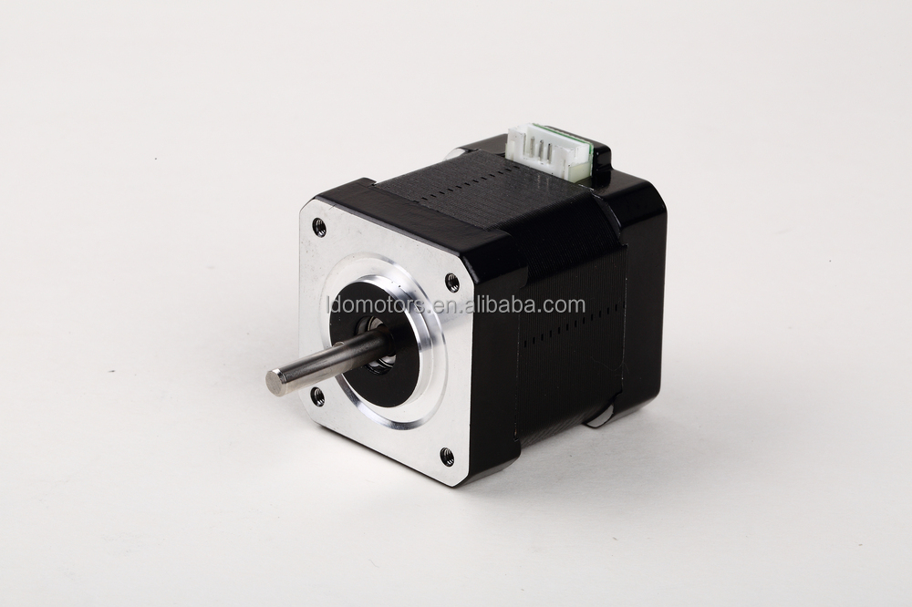 Holding torque 70 oz.in, 2.54mm Crimp Connector Nema 17 3D Printer Stepper Motor