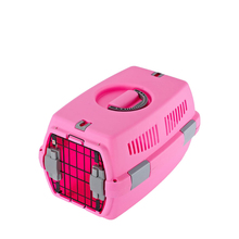 Pet Products Plastic Pet Carrier Kennel Dog Cage