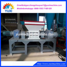 high capacity truck car tire shredder equipment machine manufacturer