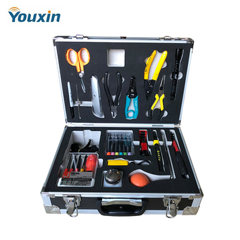 High quality Fusion Splicing Tool Box TKT-17