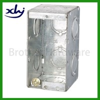 CETL Listed Canadian style metal decorative light boxes