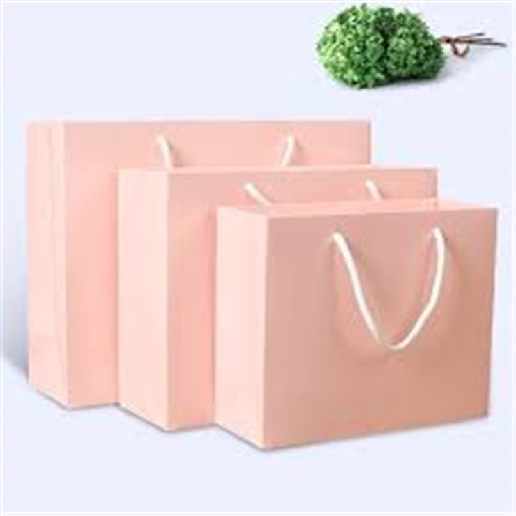 customized logo factory outlet guess paper bag