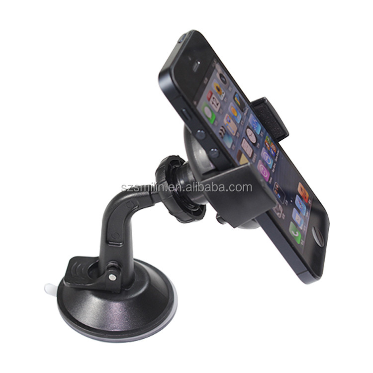 X3 Easy Flex Mobile Phone Car Window Suction Mount / Ultra sticky Dashboard Holder apply to 52-80mm Smartphone PDA GPS Best