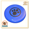 fine pet products plastic dog frisbee