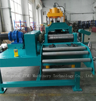 Transformer Radiator Steel Plate Rolling Forming Machine