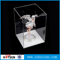 PMMA display case Acrylic Toy Model Display BOX